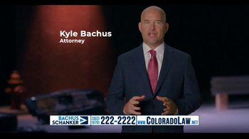 Law Offices of Bachus & Schanker TV Spot, 'Rear Ended at a Red Light' - Thumbnail 6