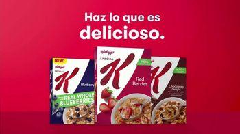 Special K TV Spot, 'Haz lo que es delicioso' canción de Jaco Prince, Amy McKnight [Spanish] - Thumbnail 9
