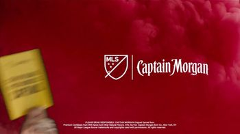 Captain Morgan TV Spot, 'MLS: Stay In the Game' - Thumbnail 10