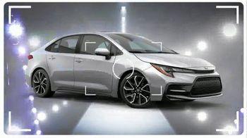 2021 Toyota Corolla TV Spot, 'Dear Catwalk' [T2] - Thumbnail 3
