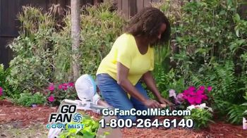 Go Fan Cool Mist TV Spot, 'Beat The Heat: Double Offer' - Thumbnail 8