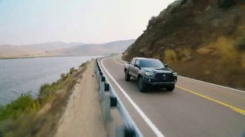 2021 Toyota Tacoma TV Spot, 'Out Front' [T2] - Thumbnail 1