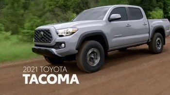 2021 Toyota Tacoma TV Spot, 'Out Front' [T2] - Thumbnail 2