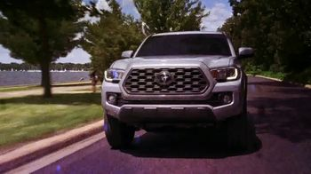 2021 Toyota Tacoma TV Spot, 'Out Front' [T2] - Thumbnail 3