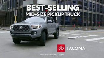 2021 Toyota Tacoma TV Spot, 'Out Front' [T2] - Thumbnail 4