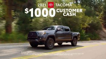 2021 Toyota Tacoma TV Spot, 'Out Front' [T2] - Thumbnail 7
