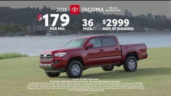 2021 Toyota Tacoma TV Spot, 'Out Front' [T2] - Thumbnail 8