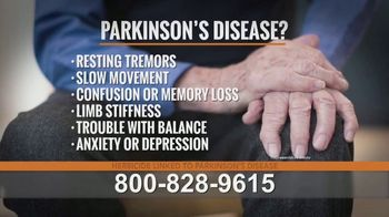 The Smith Law Firm, PLLC TV Spot, 'Herbicide Linked to Parkinson's' - Thumbnail 2