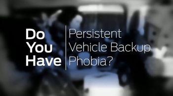Ford TV Spot, 'Persistent Vehicle Backup Phobia' [T2] - Thumbnail 1