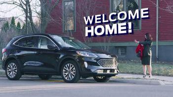 Ford TV Spot, 'Persistent Vehicle Backup Phobia' [T2] - Thumbnail 6