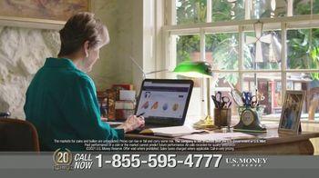 U.S. Money Reserve TV Spot, 'Grandma: The President' - Thumbnail 8