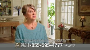U.S. Money Reserve TV Spot, 'Grandma: The President' - Thumbnail 5