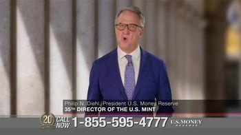 U.S. Money Reserve TV Spot, 'Grandma: The President' - Thumbnail 7
