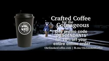 Ole Smokes Coffee TV Spot, 'Game Seven: Coffee Cup' - Thumbnail 10