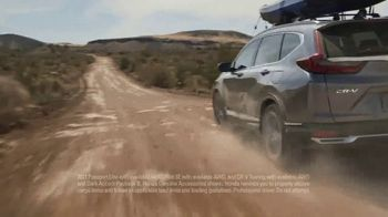 Honda TV Spot, 'Every Road Has Its Challenges: Passport, Pilot, CR-V' Song by Vampire Weekend [T2] - Thumbnail 3