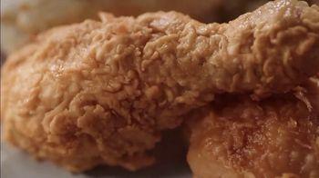 Bojangles Two Piece Dinner TV Spot, 'What's Better?'