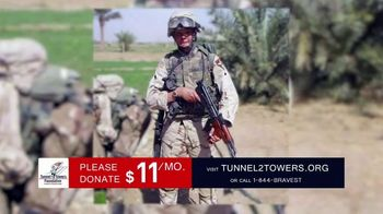 Stephen Siller Tunnel to Towers Foundation TV Spot, 'Brandon Adam' featuring Conor McGregor