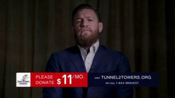 Stephen Siller Tunnel to Towers Foundation TV Spot, 'Brandon Adam' featuring Conor McGregor - Thumbnail 9