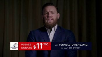 Stephen Siller Tunnel to Towers Foundation TV Spot, 'Brandon Adam' featuring Conor McGregor - Thumbnail 3