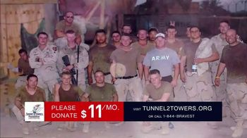 Stephen Siller Tunnel to Towers Foundation TV Spot, 'Brandon Adam' featuring Conor McGregor - Thumbnail 4