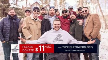 Stephen Siller Tunnel to Towers Foundation TV Spot, 'Brandon Adam' featuring Conor McGregor - Thumbnail 5