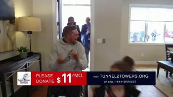 Stephen Siller Tunnel to Towers Foundation TV Spot, 'Brandon Adam' featuring Conor McGregor - Thumbnail 6