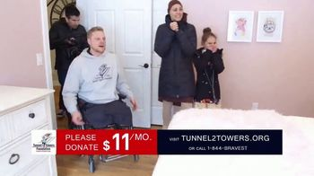 Stephen Siller Tunnel to Towers Foundation TV Spot, 'Brandon Adam' featuring Conor McGregor - Thumbnail 7