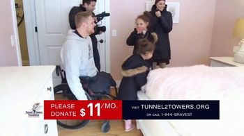 Stephen Siller Tunnel to Towers Foundation TV Spot, 'Brandon Adam' featuring Conor McGregor - Thumbnail 8