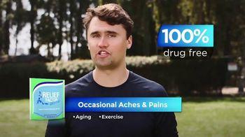 Relief Factor Quickstart TV Spot, 'Tracy's Testimonial' Featuring Charlie Kirk - Thumbnail 3