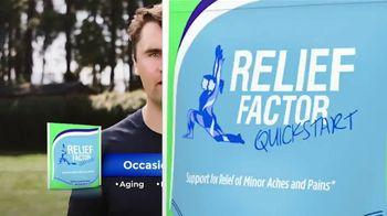 Relief Factor Quickstart TV Spot, 'Tracy's Testimonial' Featuring Charlie Kirk - Thumbnail 4