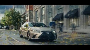 2021 Lexus ES TV Spot, 'Bananas' Song by The Melody Aces [T2] - Thumbnail 4
