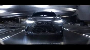 Lexus NX TV Spot, 'True Change Starts From Within' [T1] - Thumbnail 5