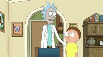 Wendy's 2 for $4 Breakfast TV Spot, 'Rick and Morty: Choose Wisely' - Thumbnail 10