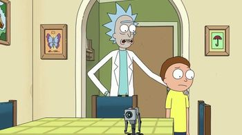 Wendy's 2 for $4 Breakfast TV Spot, 'Rick and Morty: Choose Wisely' - Thumbnail 2