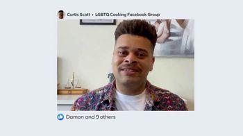 Facebook Groups TV Spot, 'LGBTQ Cooking'