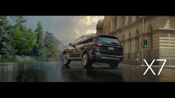 BMW TV Spot, 'There's an X for That: X7 and X5' Song by NOISY [T2]