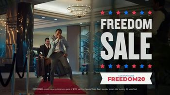 Priceline.com Freedom Sale TV Spot, 'Feel Like a Big Deal' - Thumbnail 9