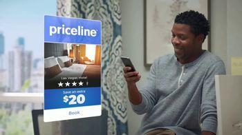 Priceline.com Freedom Sale TV Spot, 'Feel Like a Big Deal' - Thumbnail 3