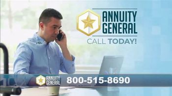 Annuity General TV Spot, 'Secure Income Streams'