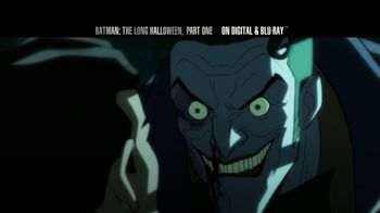 Batman: The Long Halloween, Part One Home Entertainment thumbnail
