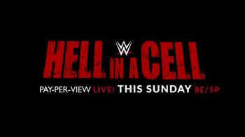 Peacock TV TV Spot, 'WWE: 2021 Hell in a Cell' - Thumbnail 9