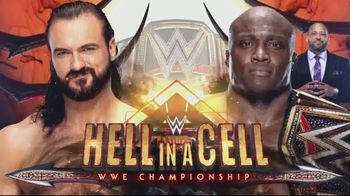 Peacock TV TV Spot, 'WWE: 2021 Hell in a Cell' - Thumbnail 6