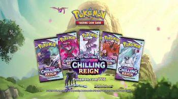 Pokemon TCG Sword and Shield Chilling Reign TV Spot, 'Rule a Kingdom' - Thumbnail 9