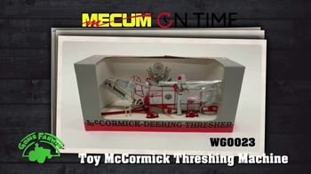 Mecum Gone Farmin' On Time TV Spot, 'Warren Granke and Bob Anderson Collections' - Thumbnail 4