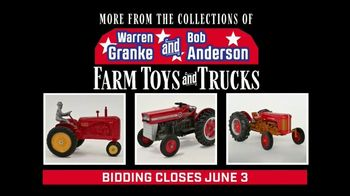 Mecum Gone Farmin' On Time TV Spot, 'Warren Granke and Bob Anderson Collections' - Thumbnail 6