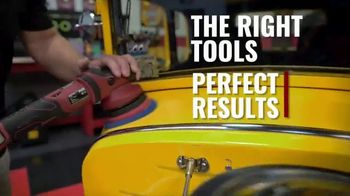 Autogeek.com TV Spot, 'Flex Power Tools Automotive Polisher System'