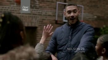 Dove Men +Care TV Spot, 'Nelson: Dry Spray' [Spanish]