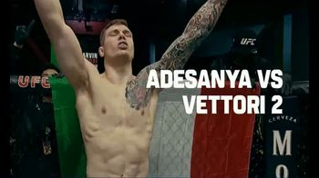 ESPN+ TV Spot, 'UFC 263: Adesanya vs. Vettori 2' Song by NLE Choppa