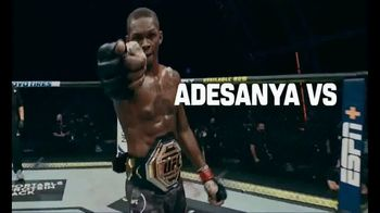 ESPN+ TV Spot, 'UFC 263: Adesanya vs. Vettori 2' Song by NLE Choppa - Thumbnail 3