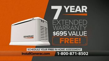 Generac TV Spot, 'Power Your Life: Special Financing and Warranty' - Thumbnail 8